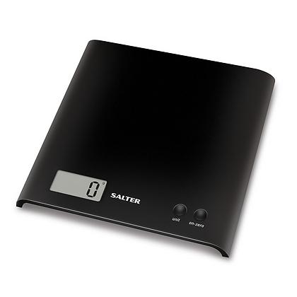 Salter Electronic Arc Scale - Black
