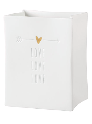 Rader 'Love, Love, Love' Light Bag