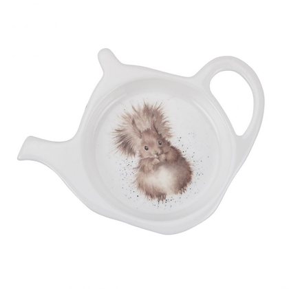 Royal Worcester Wrendale Teabag Tidy - Squirrel
