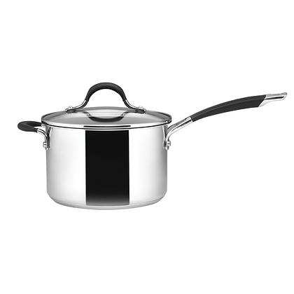 Circulon Momentum 18cm Stainless Steel Saucepan