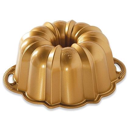 Nordic Ware Gold Anniversary Bundt Pan