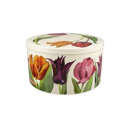 Elite Tins Emma Bridgewater Flowers Medium Round Cake Tin