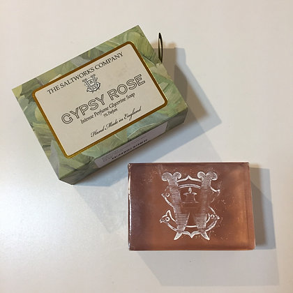 Saltworks Large Bar Soap - Gypsy Rose