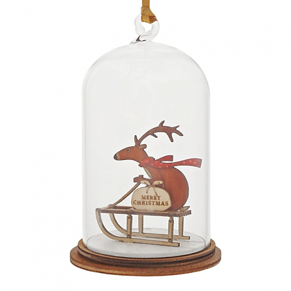 Kloche Hanging Ornament - Special Delivery