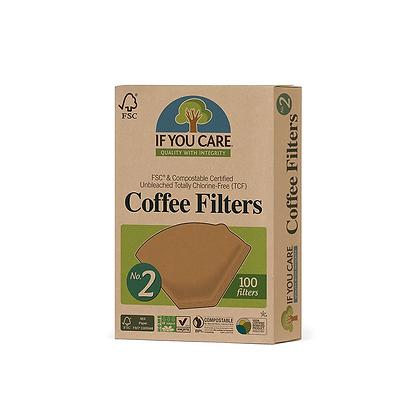 Eddington's If you Care Coffee Filters S2