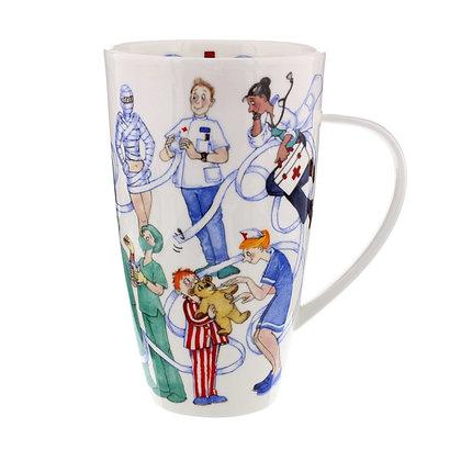 Dunoon Henley Mug -Doctors & Nurses