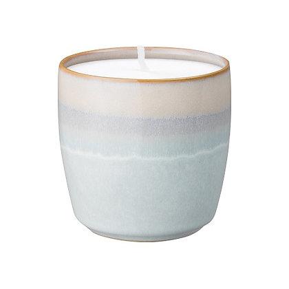 Denby Quartz Rose Ceramic Candle Pot