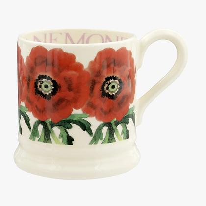 Emma Bridgewater Anenome Half Pint Mug