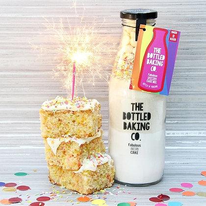 Bottled Baking - Fabulous Unicorn Cake Mix