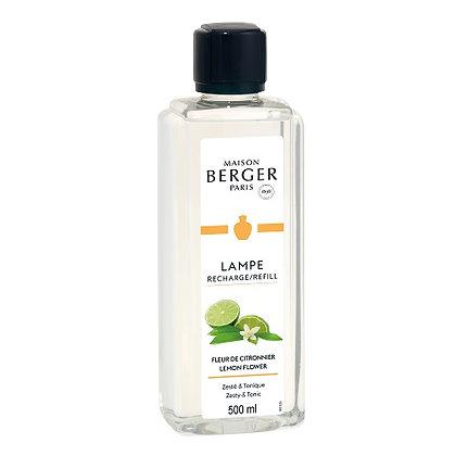 Maison Berger Lemon Flower Fragrance Lamp Refill 500ml