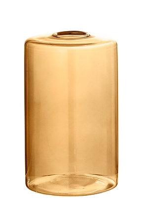 Bloomingville Glass Bud/Stem Vase - Rust