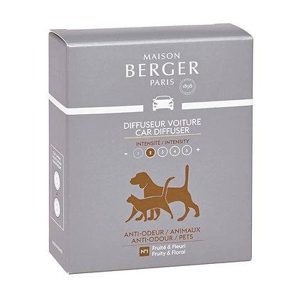 Maison Berger Anti- Odour Pet Smells Car Diffuser Refill