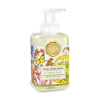 Michel Designs Foaming Hand Soap - Summer Days