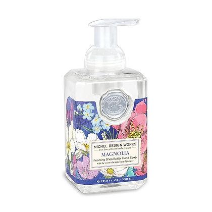 Michel Designs Foaming Hand Soap - Magnolia