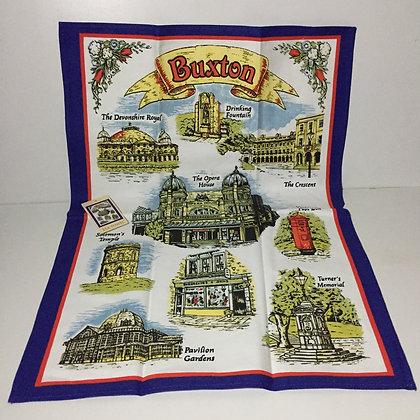 Buxton Tea Towel