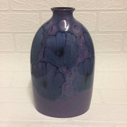 Poole Pottery Jasmine Bottle Vase