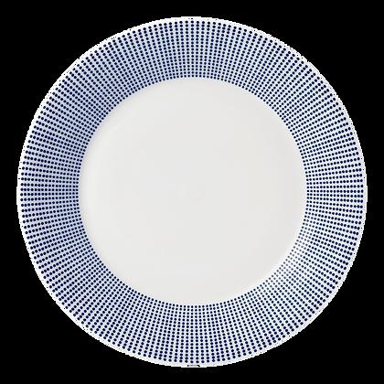Royal Doulton Pacific Blue Dots 23cm Side Plate