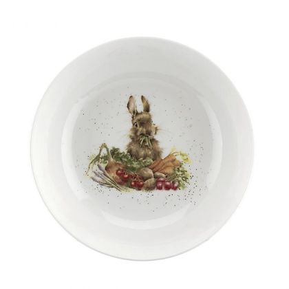 Royal Worcester Wrendale Salad Bowl - Rabbit