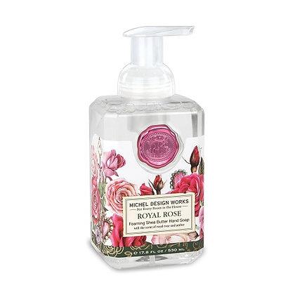 Michel Designs Foaming Hand Soap - Royal Rose