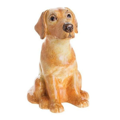 Beswick Money Bank - Yellow Labrador