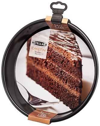 Stellar Bakeware Round Cake Tin 23cm x 4.5cm