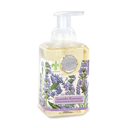Michel Designs Foaming Hand Soap - Lavender Rosemary