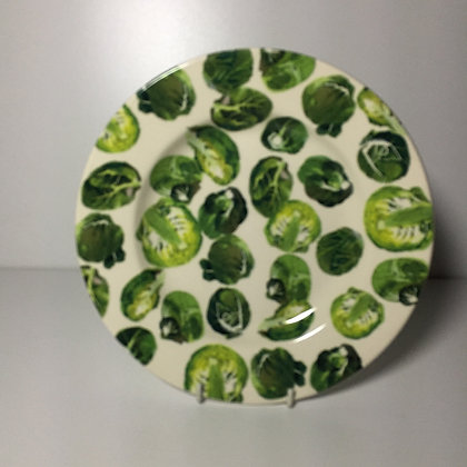 """Emma Bridgewater Sprouts 8.5"""" Plate"""