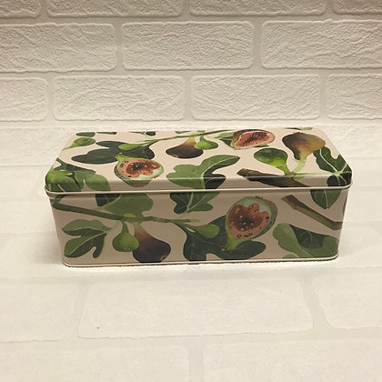"Elite Tins Emma Bridgewater ""Vegetable Garden"" Deep Long Rectangular Tin"