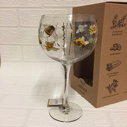 Ginology Gin Copa Glass - Bee