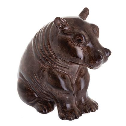 Beswick Money Bank - Hippo