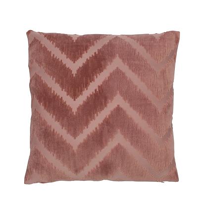 Malini Matlock Feather Cushion - Pink