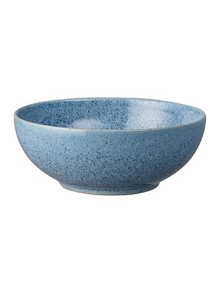 Denby Studio Blue Flint Cereal Bowl
