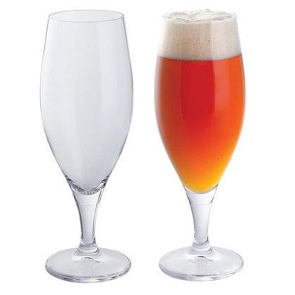 Dartington Crystal Wine and Bar - Beer Glass Pair