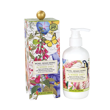 Michel Designs Hand and Body Lotion - Summer Days