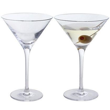 Dartington Crystal Wine and Bar - Martini Glass Pair