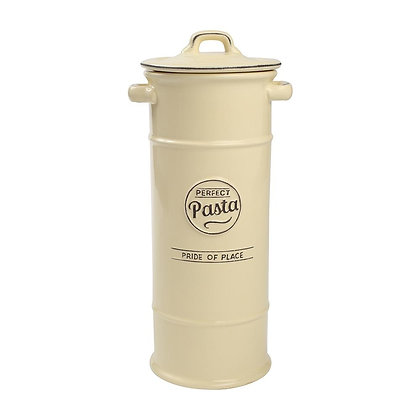 Pride of Place Pasta Storage Jar Cream