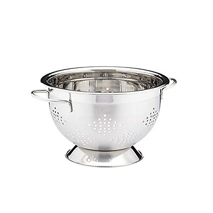 Dexam 22cm Stainless Steel Footed Colander