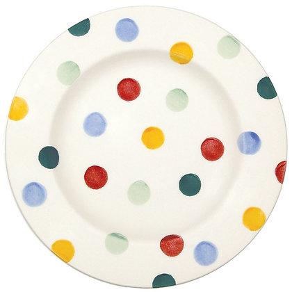 "Emma Bridgewater Polka Dot Side Plate 6.5"""