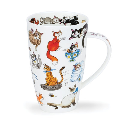 Dunoon Henley Mug -Catastrophe