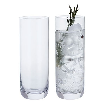 Dartington Crystal, Wine and Bar, Slim Gin Pair