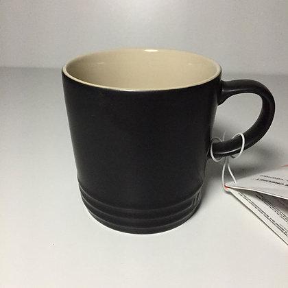 Le Creuset 350ml Stoneware Mug - Matt Black
