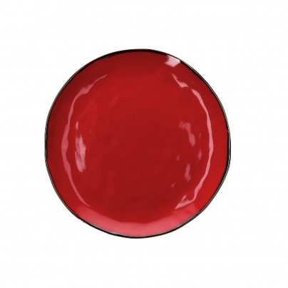 Concerto Red 27cm Plate