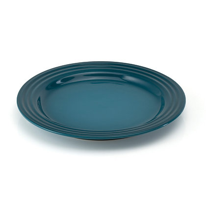 Le Creuset Stoneware Side Plate - Deep Teal