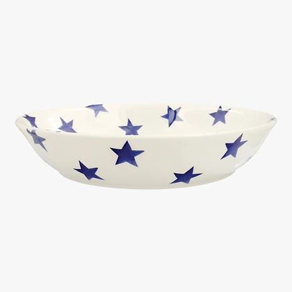 Emma Bridgewater Blue Stars Pasta Bowl