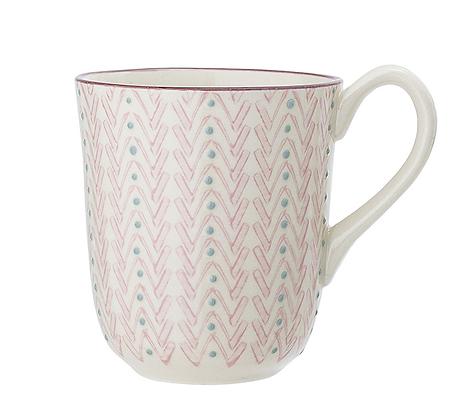 Bloomingville Maya Mug - Pink
