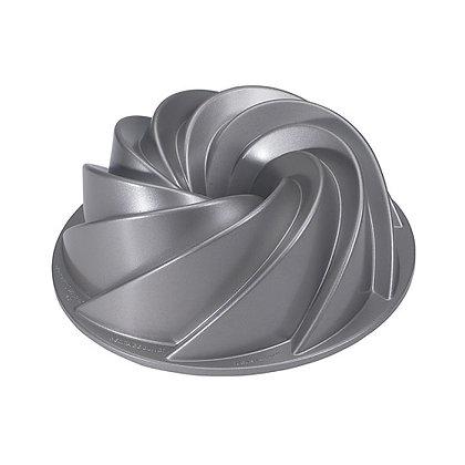 Nordic Ware Silver Heritage Bundt Pan