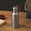 Thumbnail: Black and Blum Insulated Water Bottle Large