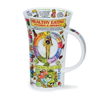 Dunoon Glencoe Mug -Healthy Eating