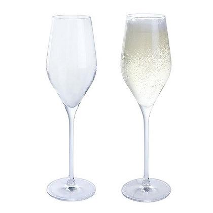 Dartington Crystal Wine and Bar - Prosseco Glass Pair