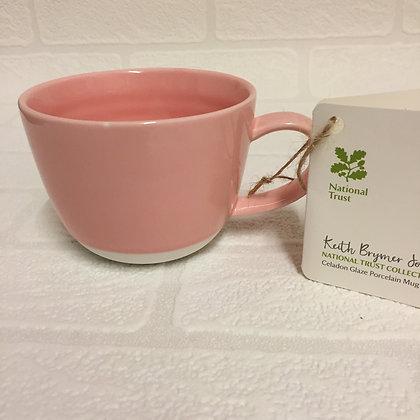 National Trust Collection Mug - Pink